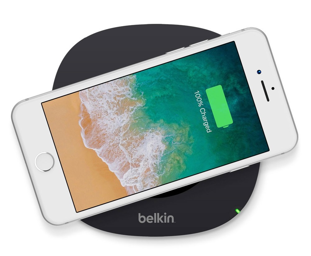 Полный обзор беспроводной зарядки для iphone x и iphone 8